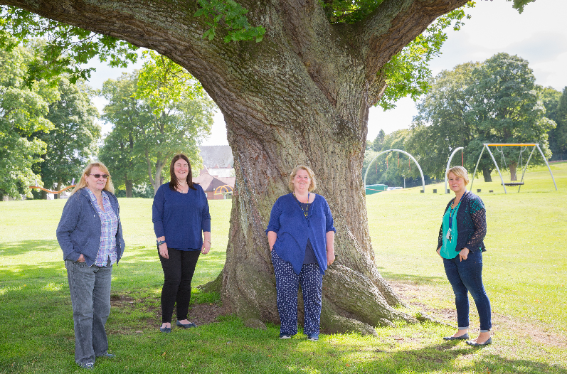 Meet Our Oakwood Park and Millar House Team