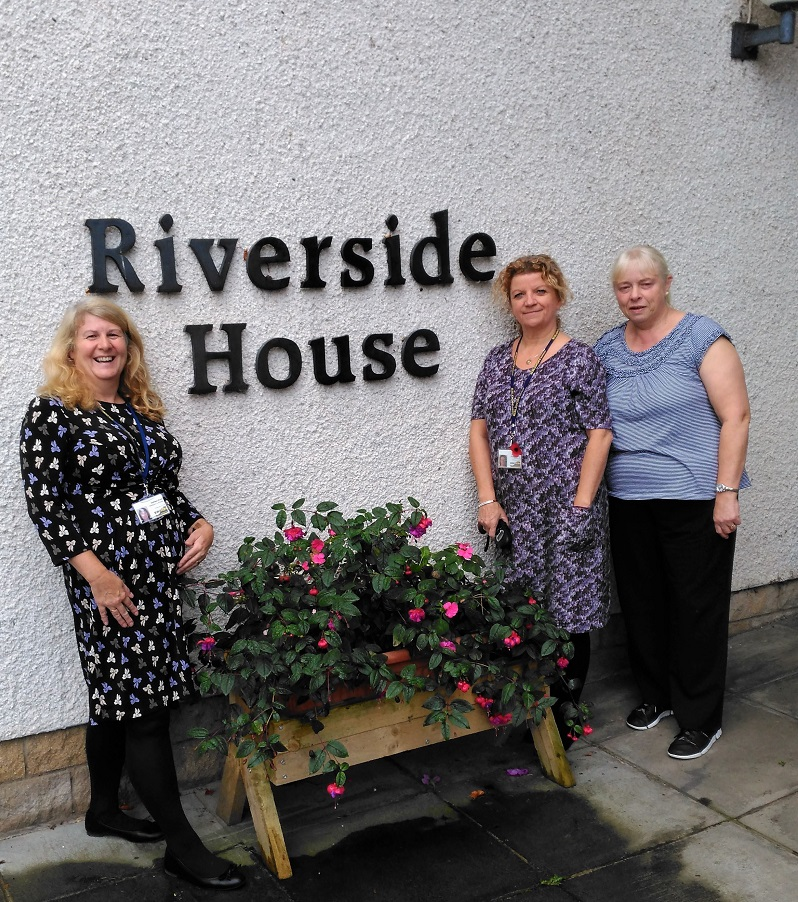 Meet Our Riverside House Team