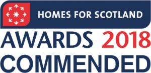 Homes for Scotland Awards 2018 commended