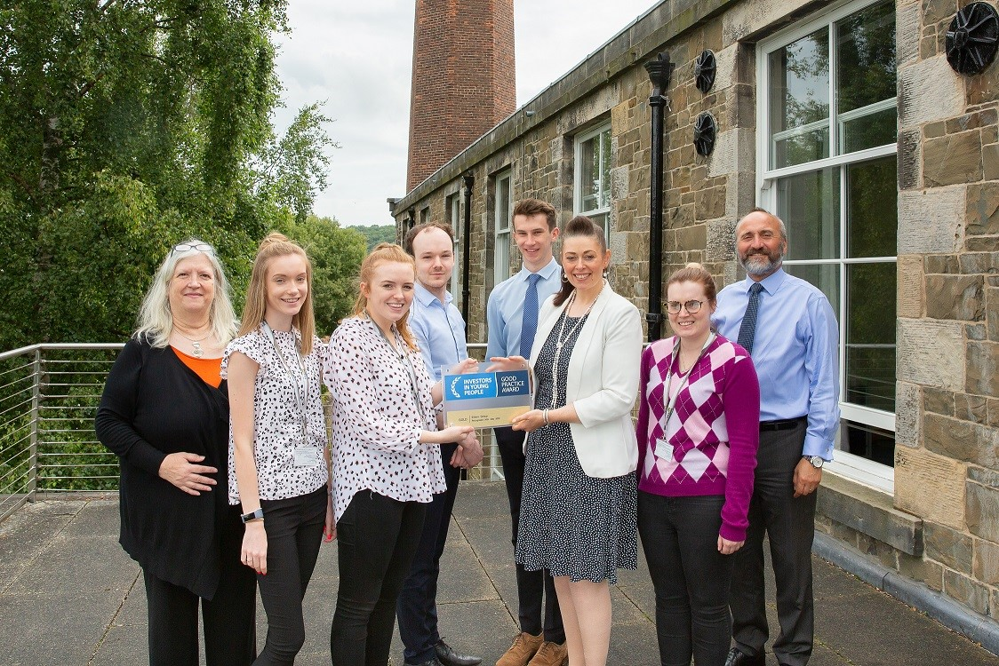 Eildon Strikes Double 'Gold' with Investors in People Accreditations