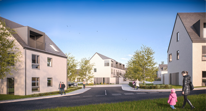 Appeal decision unlocks major investment in new homes for Galashiels