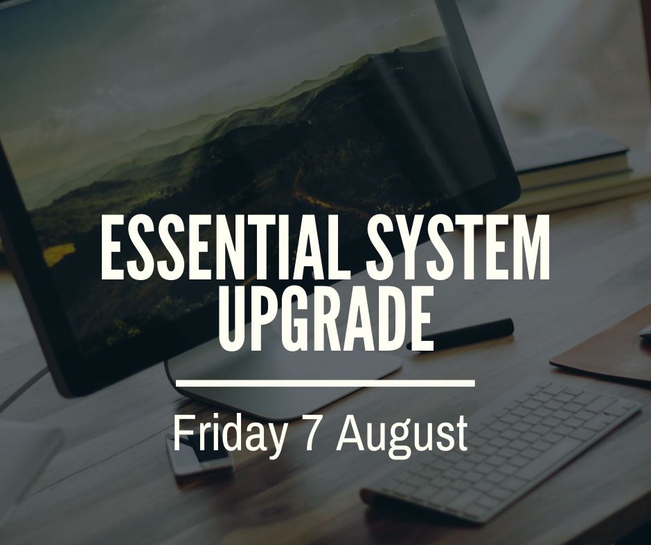 Essential System Upgrade
