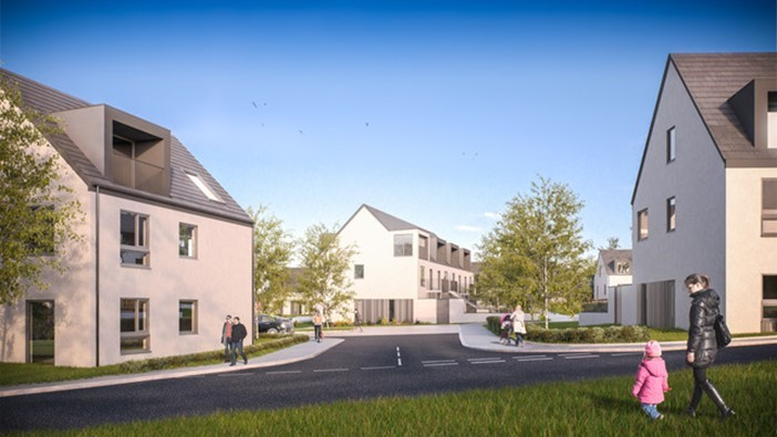 More quality new homes for the Scottish Borders