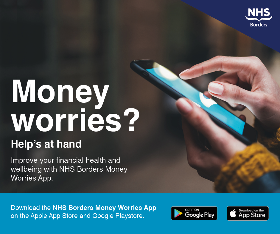 New App Helps Tackle Money Worries