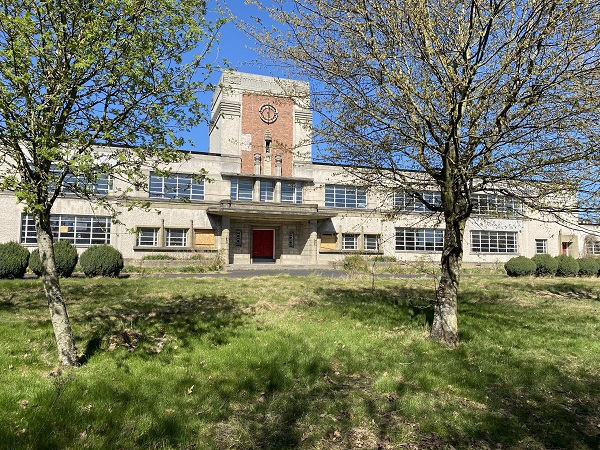 Building works begin at historic site of former High School in Kelso